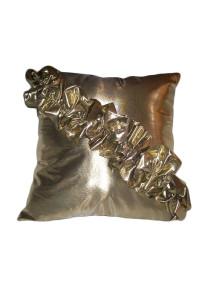 Glamorous Ruffle- Gold